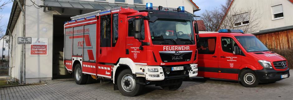 Freiwillige Feuerwehr Graß